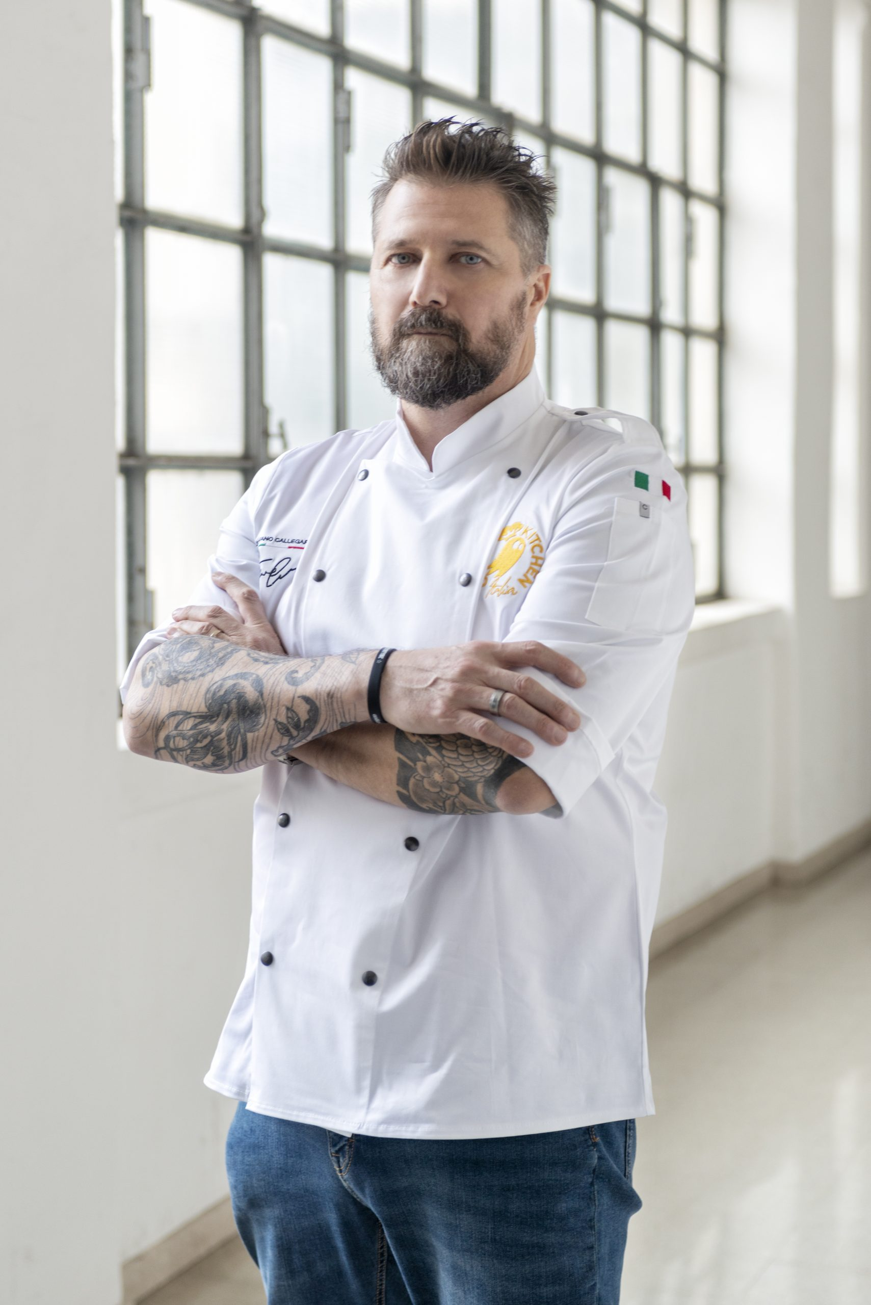 stefano callegaro ghost kitchen italia